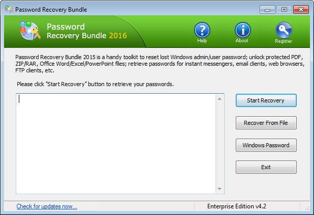 lazesoft recover my password product key