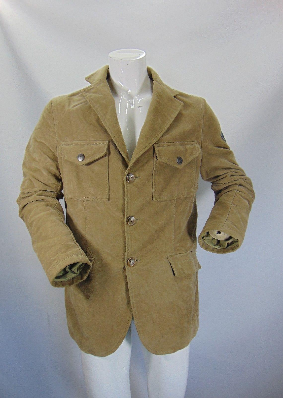 fff5ce2cc41fc ARMATA DI MARE Giubbotto Giacca Giubbino Cappotto Jacket Tg XL Man Uomo G13