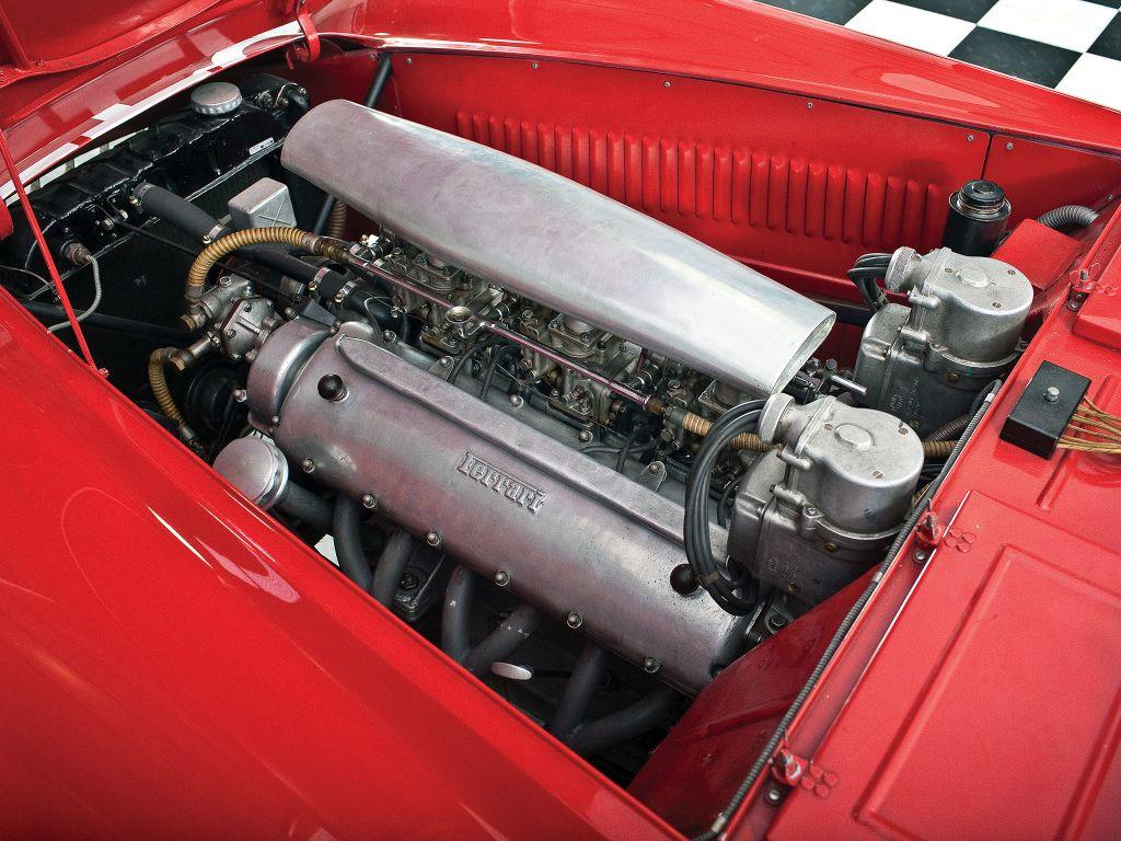 Ferrari 166 MM Barchetta '1948–50