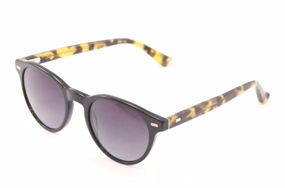 055a472520ce Sama Sunglasses Marlowe Japan Black Tortoise Gradient Lenses Plastic  53-20-145 | Sunglasses | Sunglasses, Designer eyeglasses, Luxury sunglasses