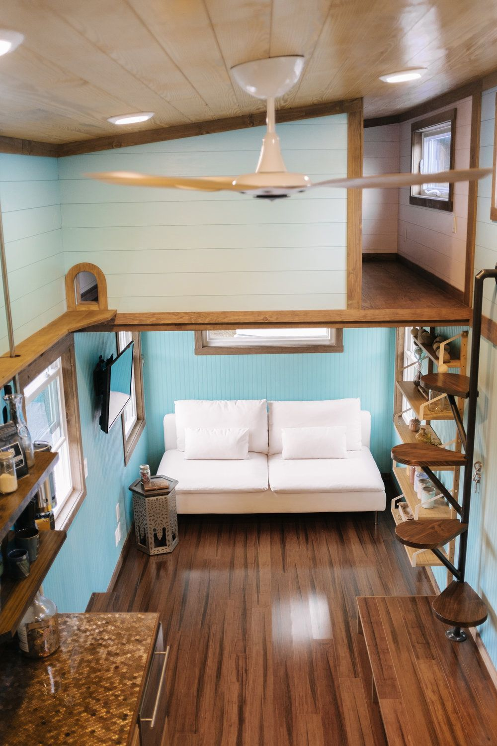 Big Whimsy by Wind River Tiny Homes | Tiny Houses | Off grid tiny