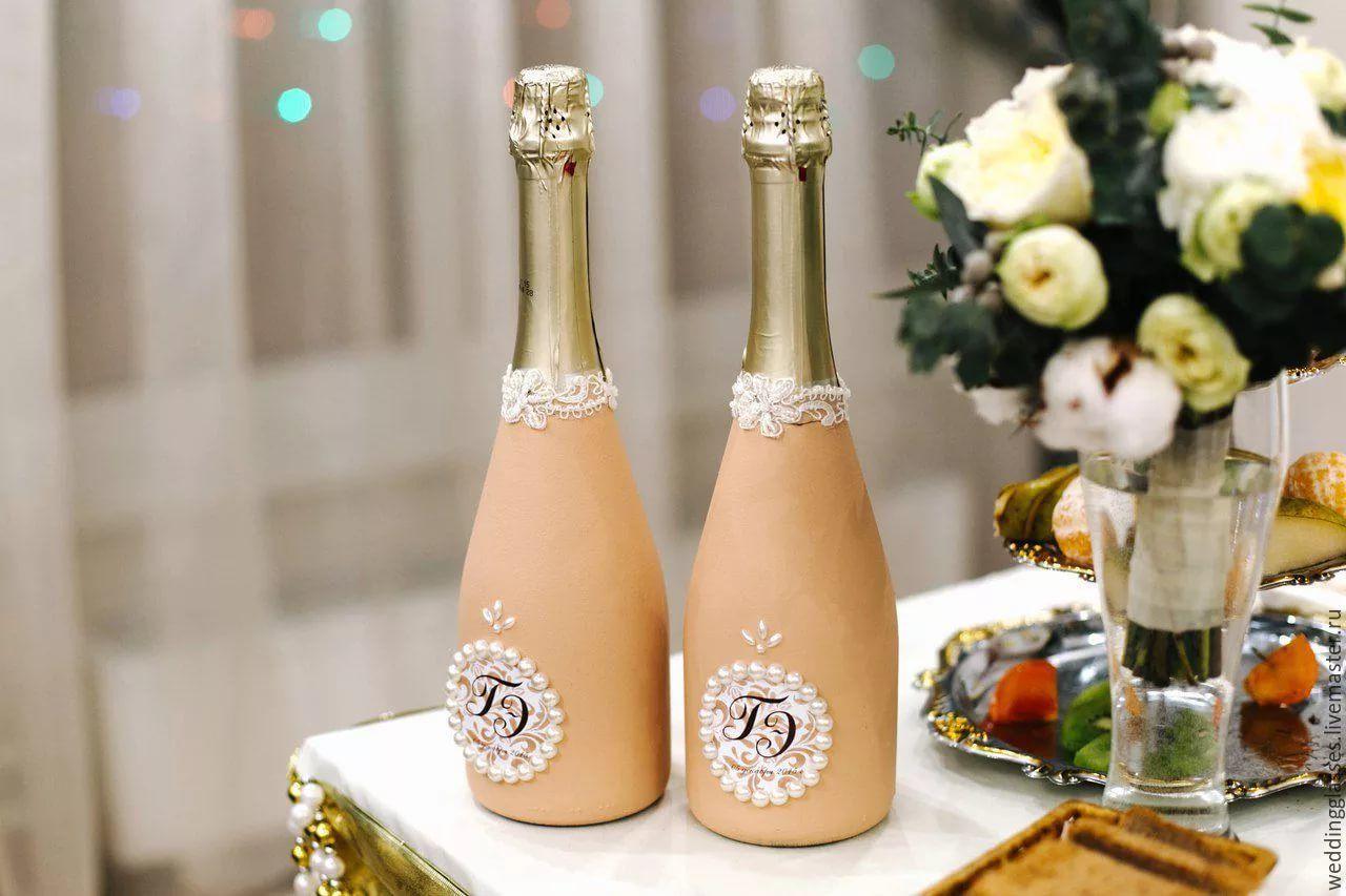 узнать, свадебные бутылки своими руками фото важный момент