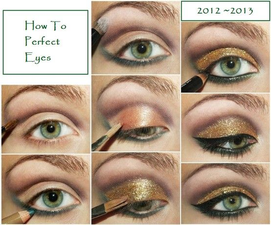 How To Perfect Eyes