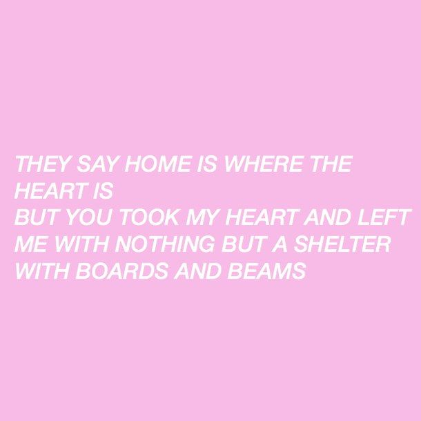 aesthetic, love, love quotes, pink, sad, sad quotes, tumblr ...