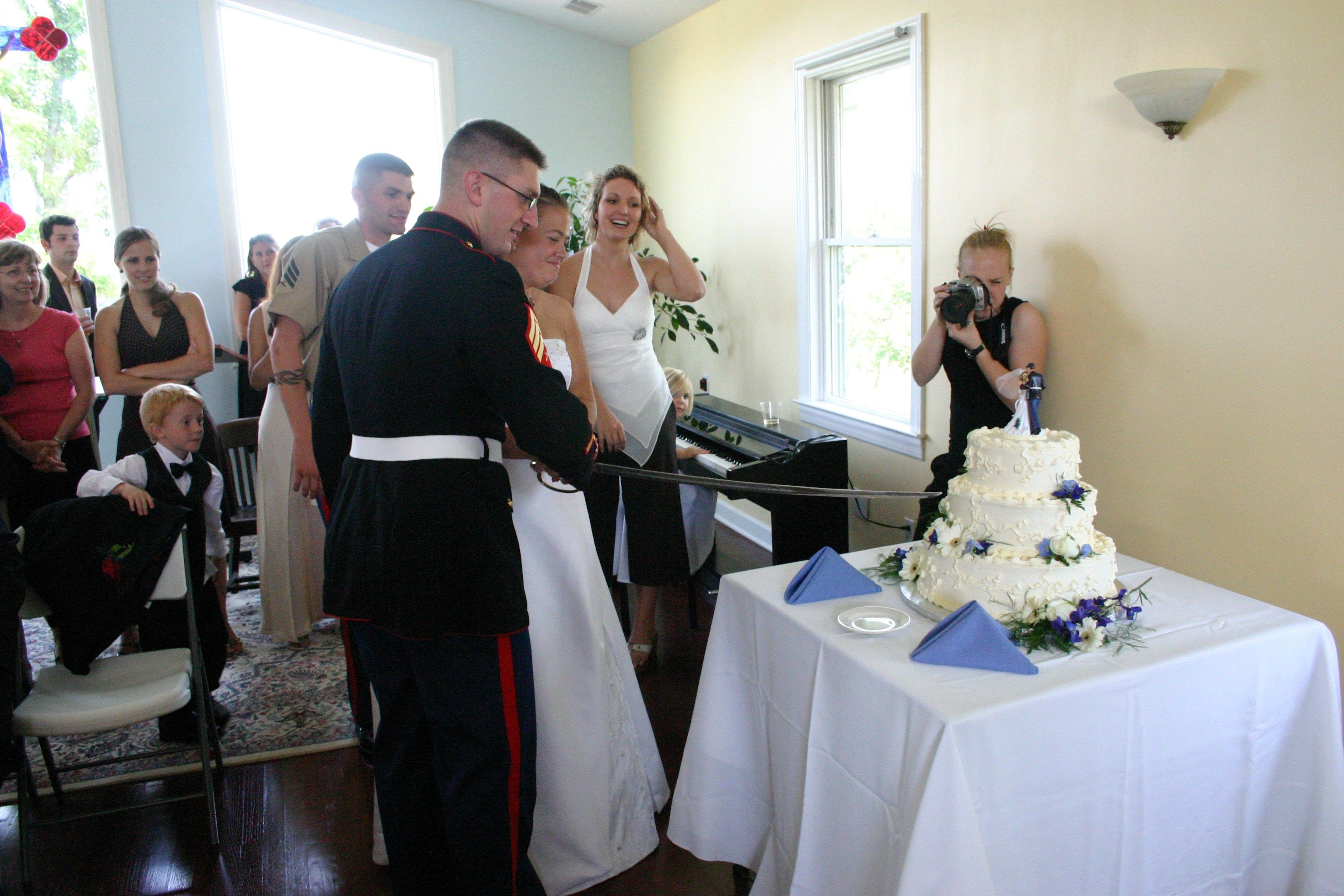 What To Expect Planning A Military Wedding Wedding