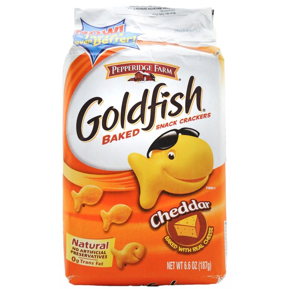 golden fish cookies Google Search who doesn't love these