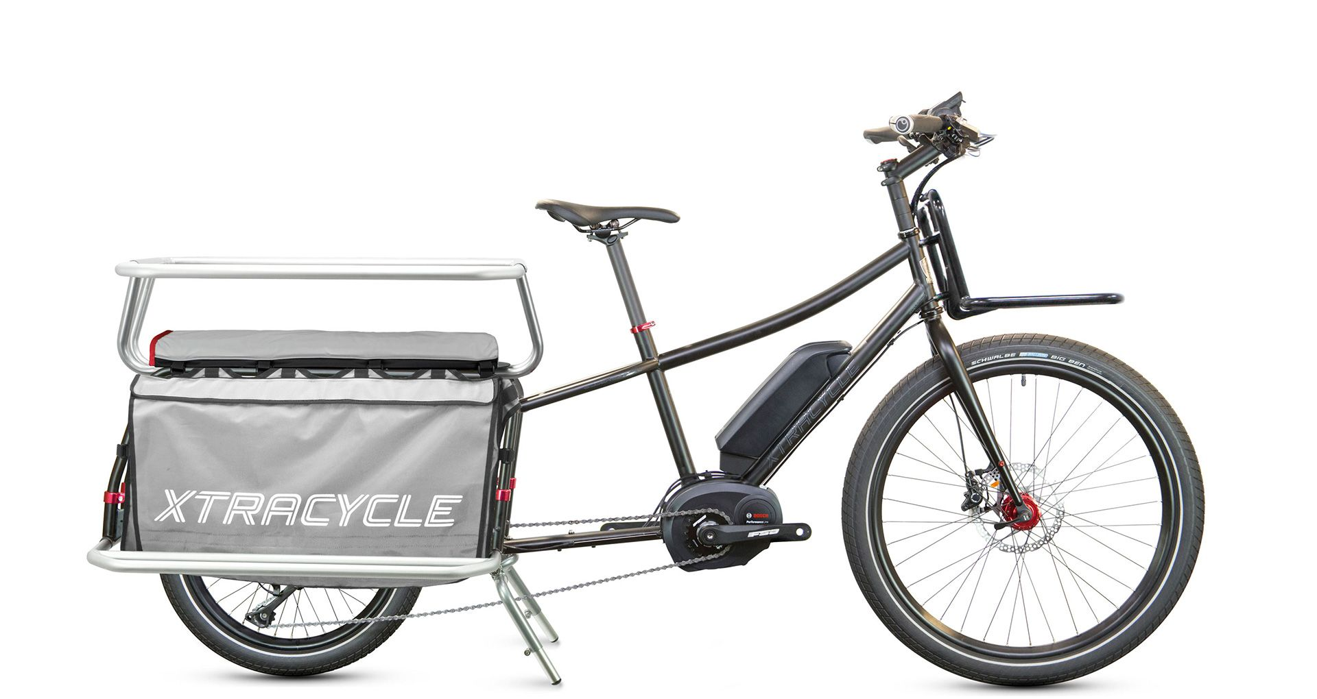 Xtracycle Edgerunner Bosch Xtracycle Cargo Bike Electric Bike