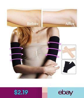dd095015951bf  2.19 - 1 Pair Women Upper Arm Shaper Slimming Beauty Slimmer Sleeve Sleep  Wraps  ebay