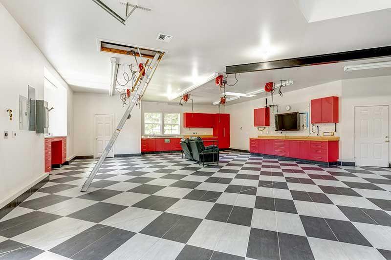 Prix pour transformer un garage en habitation Rénovation complète - Cout Gros Oeuvre Maison