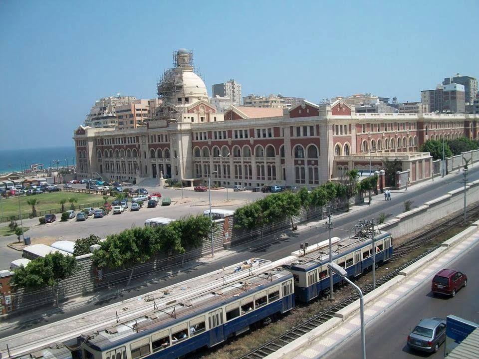 st. mark's college alex. Alexandria egypt, Visit egypt