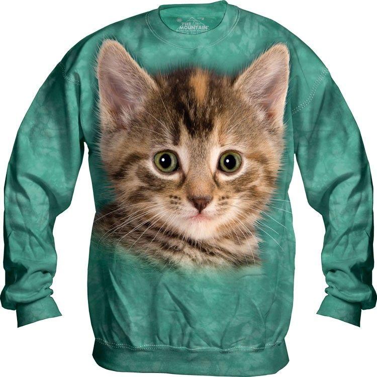 themountain.com - Tyler the Kitten Crew Sweatshirt, $48.00 (http://shop.themountain.me/tyler-the-kitten-crew-sweatshirt/)