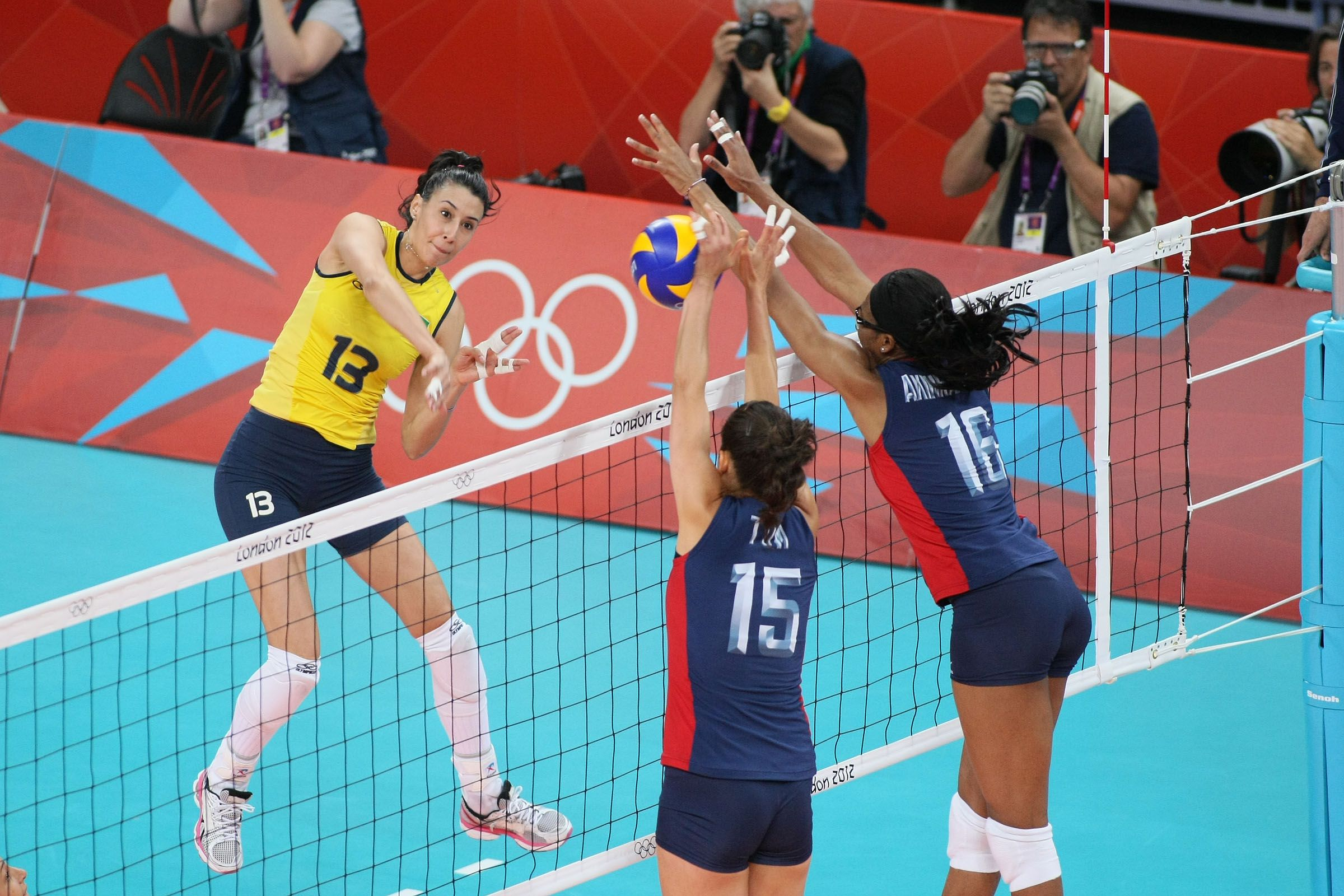 News Rio 2016 Olympic Games Qualification Process Volleyball Rio Olympic Games Olympic Games Rio Olympics 2016