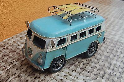 Blechspielzeug VW-Bus Dachbodenfund - Rarität für Sammler ?