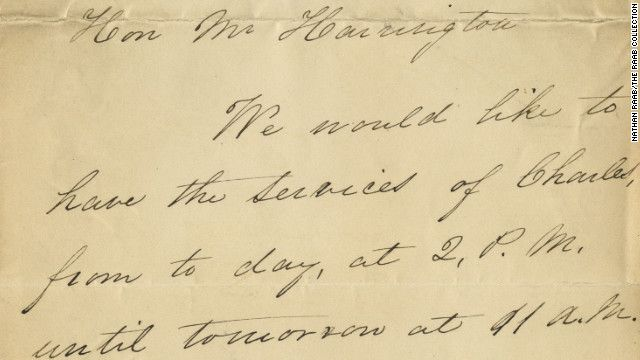 Mrs Lincoln Seeks A Baby Sitter In Newly Published Letter President Abraham Lincoln Mary Todd Lincoln Lincoln