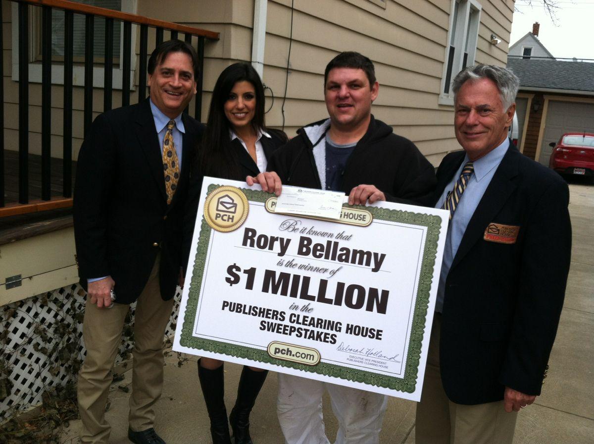 Publishers Clearing House  Publishers Clearing House Winners