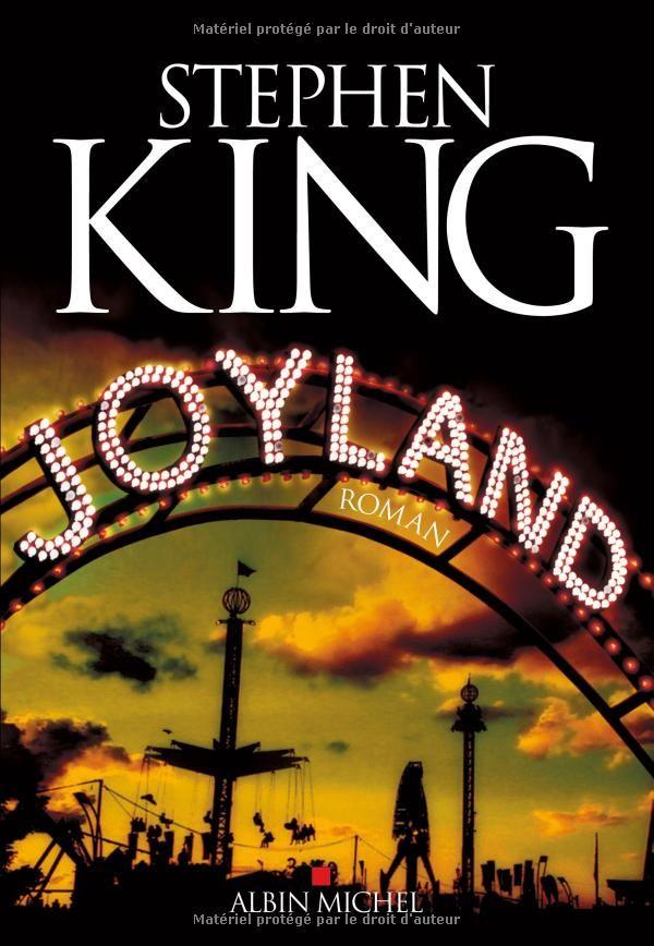 Amazon Fr Joyland Stephen King Livres Stephen King