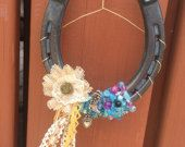 Decorated new Horseshoe