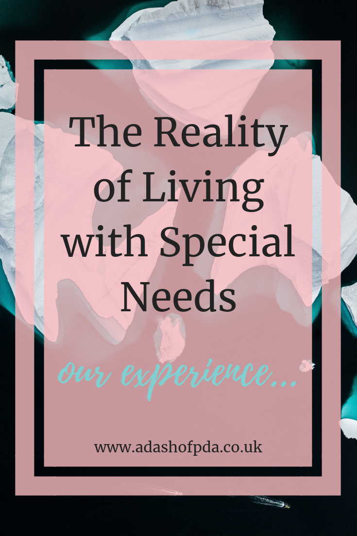 The Reality Of Autism >> The Reality Of Living With Special Needs Ramblings Of An Autism