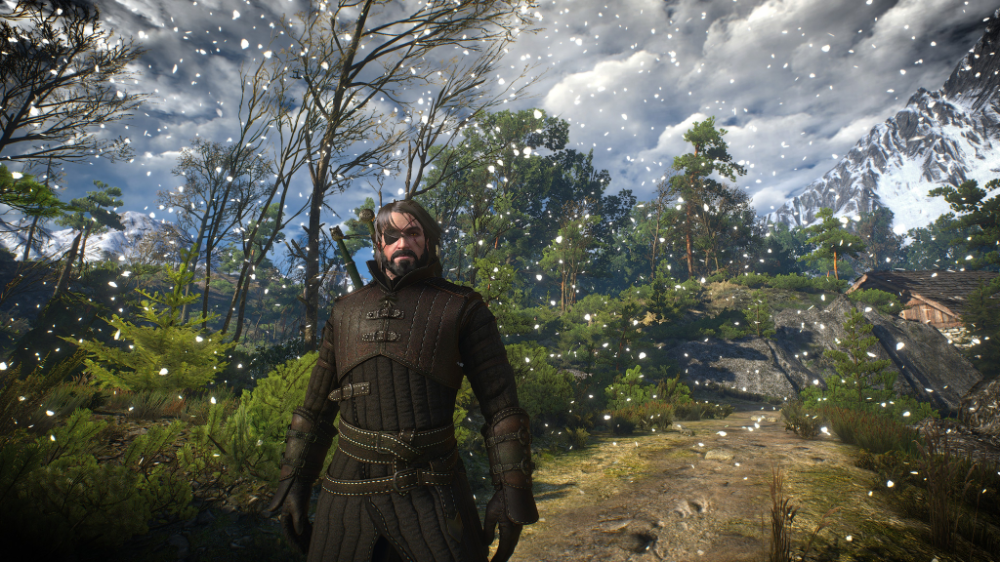 Retextures for AMM - The Witcher 3: Wild Hunt Mods