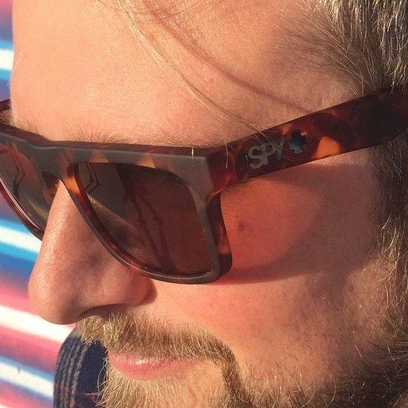 6d1b9ca6f0 SPY Atlas Sunglasses Mens Tortoise Frame Brown Lens Good Condition  fashion   clothing  shoes  accessories  mensaccessories   sunglassessunglassesaccessories ...