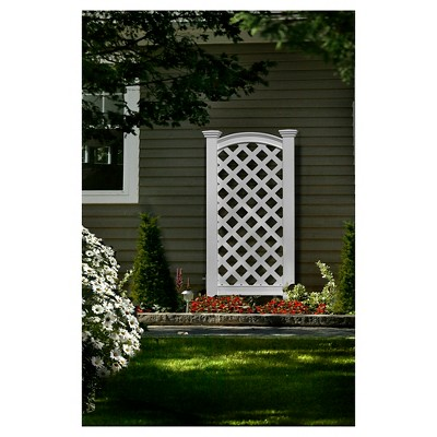 Camden Privacy Trellis Privacy Trellis Trellis Diy Trellis