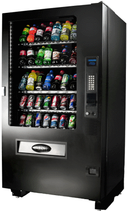 Soda Machines Cold Beverage And Cold Drink Vending Machines