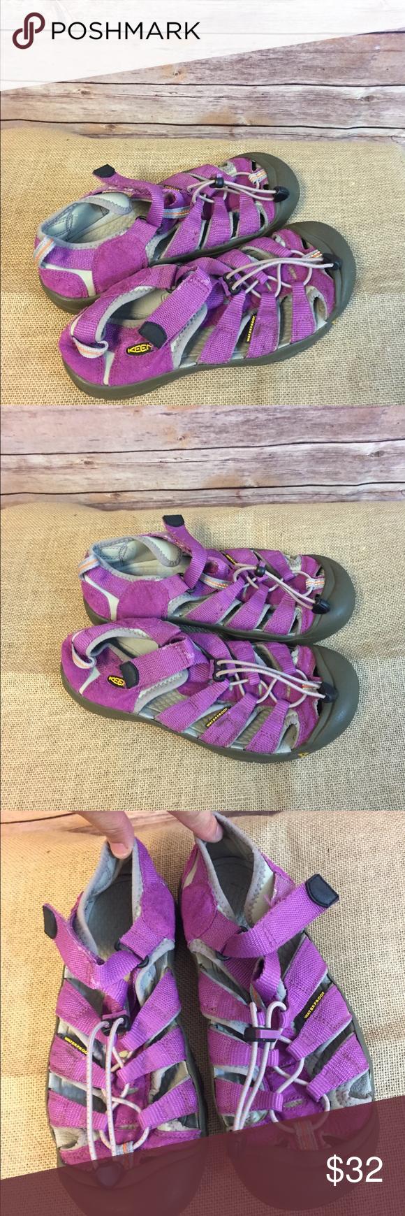 Keen Sz 6 Purple color, Nice shoes, Keen shoes