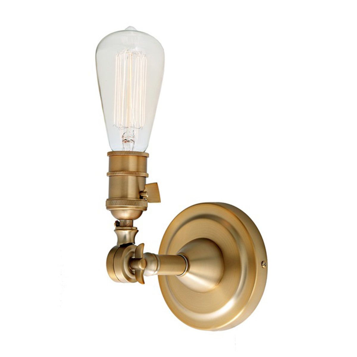 Single Swivel Wall Sconce In 2021 Sconces Wall Sconces Wall Sconce Lighting