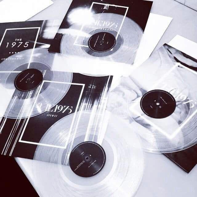 1975 Records The 1975 Vinyl Music Vinyl Records