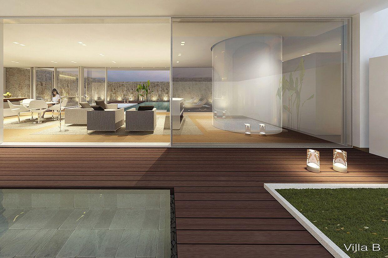 jesolo lido pool villa by jm architecture | ARCHITECTURE - JMA.IT ...