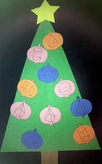 "3D Shapes ""Geometree"""