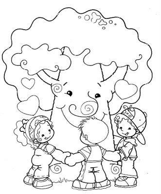 Desenhos Para Imprimir E Colorir Ou Pintar Sustentabilidade