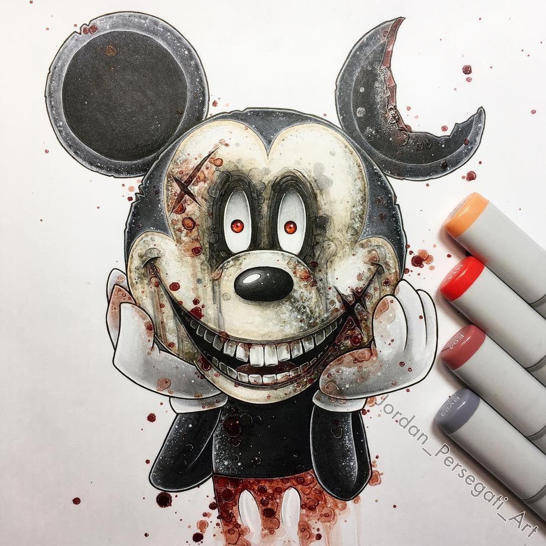 Jordan Persegati Creepy drawings, Scary drawings, Girl