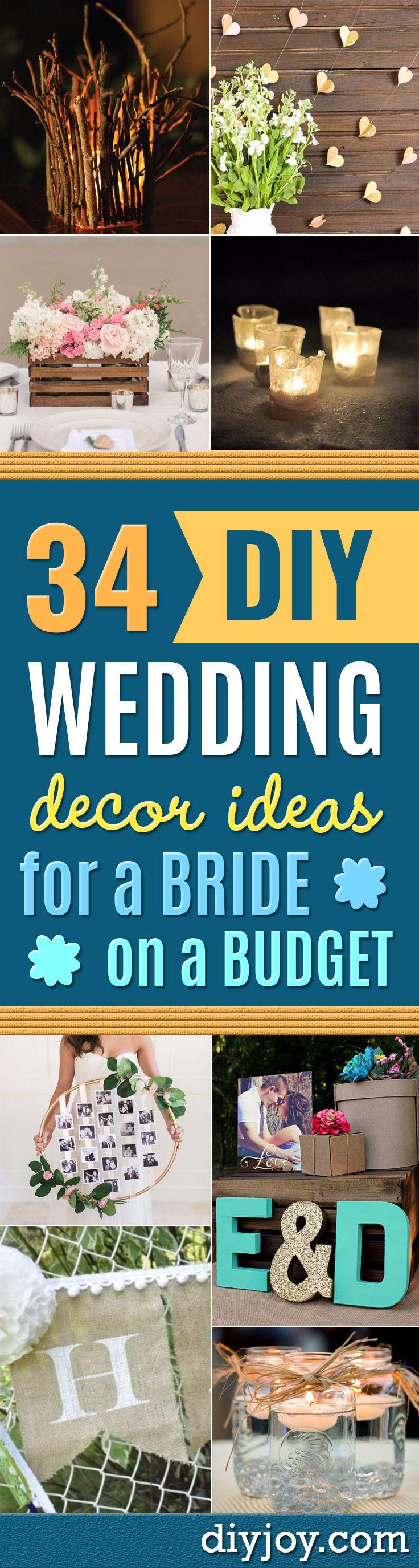 diy wedding decor ideas for the bride on a budget vintage paper