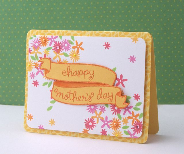 Lawn Fawn - Mother's Day, And a Partridge, Bannerific _ lovely card by Yainea!
