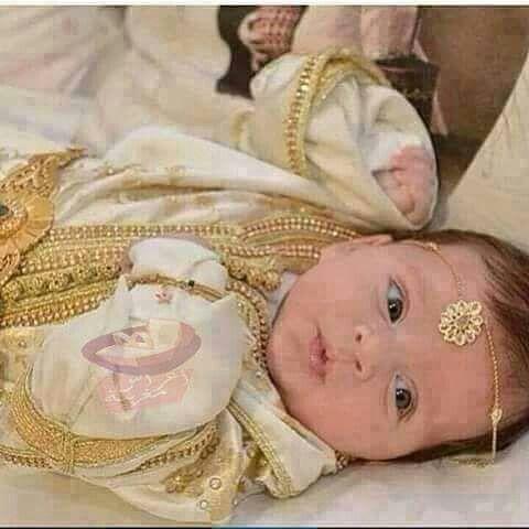 مولودة مغربية Moroccan Fashion Baby Girl Clothes Moroccan Clothing