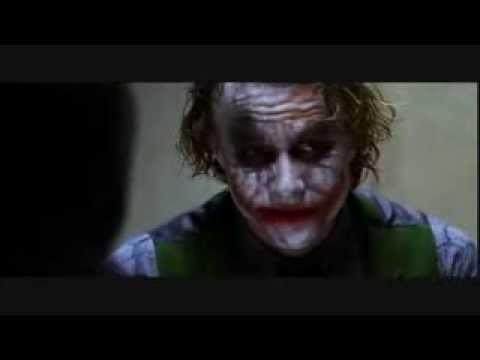The Dark Knight Escena Final Latino Youtube Batman El