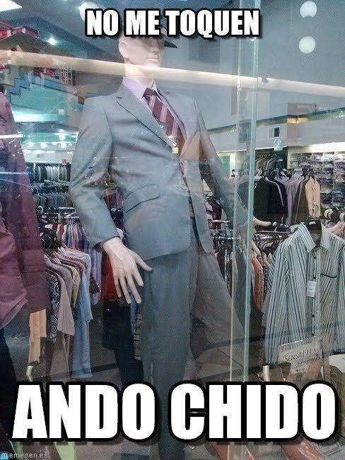 """Los 10 MEJORES """"NO me toquen, ando CHIDO"""" xD"""