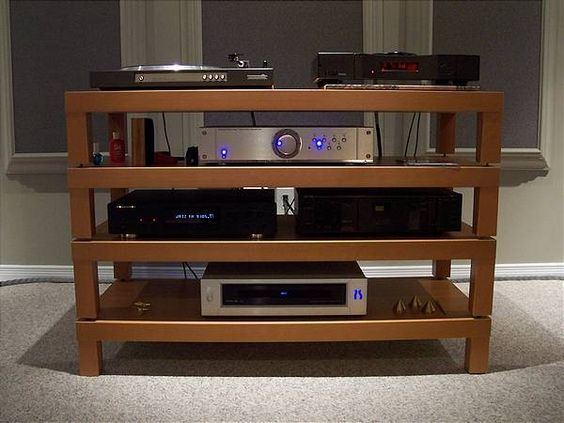 fabulous awesome home built hifi rack made of ikea lack coffee tables with meuble tv ikea lack. Black Bedroom Furniture Sets. Home Design Ideas