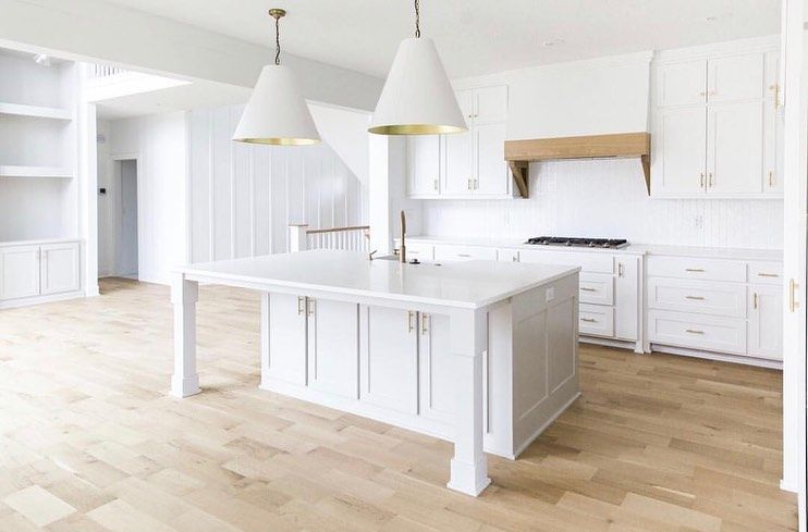 Kitchens Of Instagram On Instagram All White Everything By