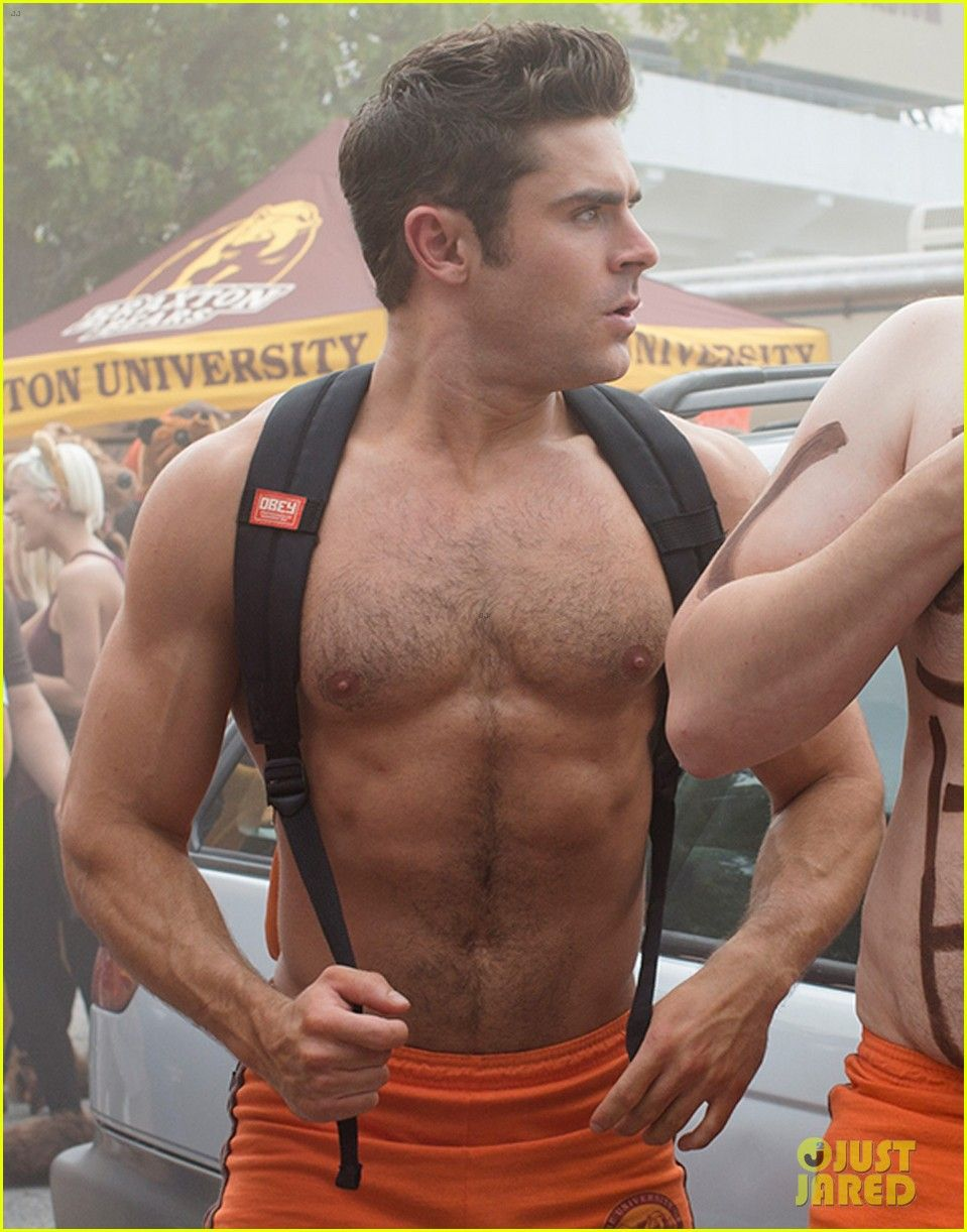 Zac Efron Shows Off His Abs in New 'Neighbors 2' Photos ...