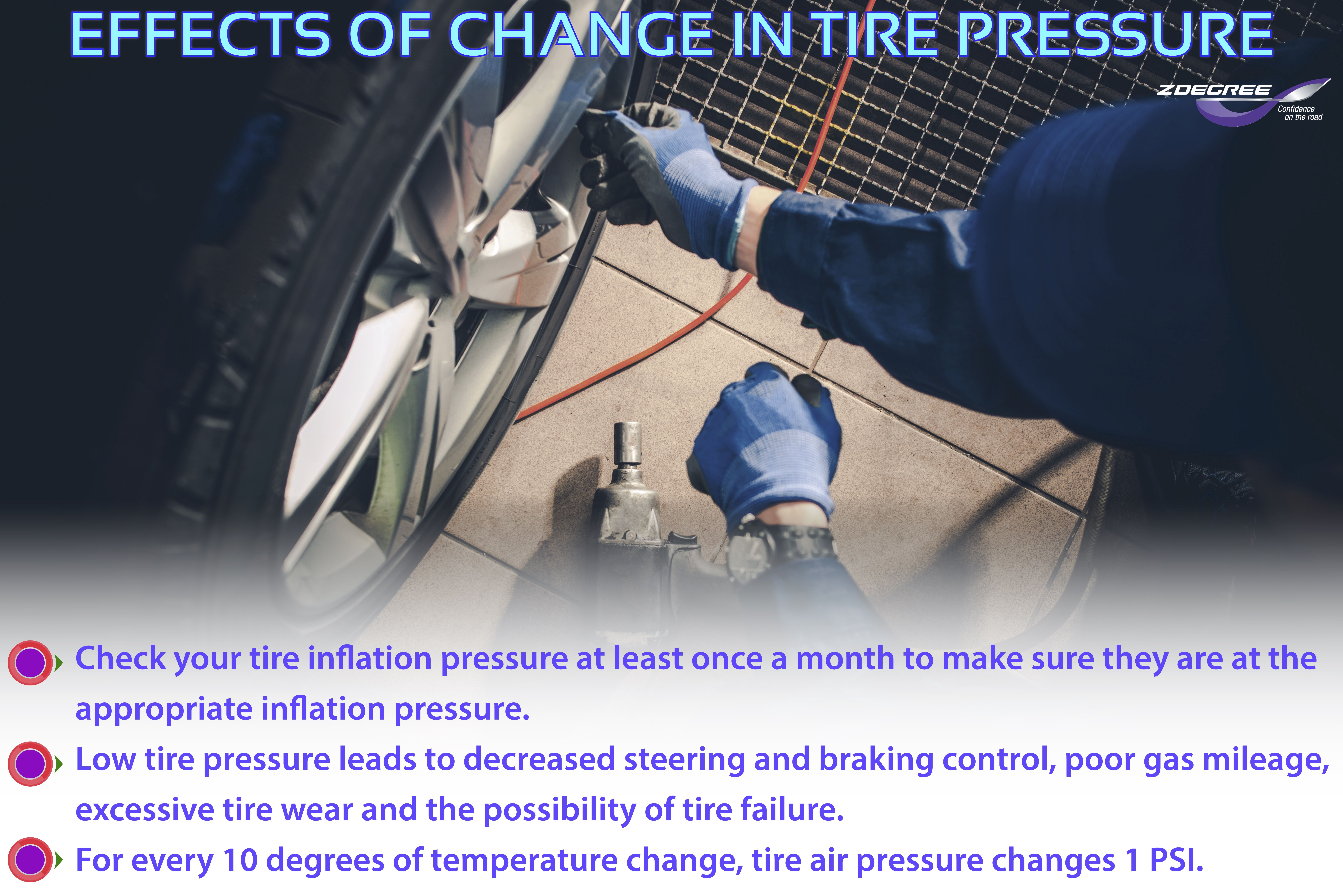 Effects Of Change In Tire Pressure Tyre Shop Good Drive Auto Service