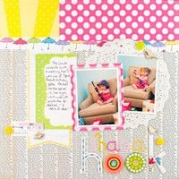 A Project by scrappyJedi from our Scrapbooking Gallery originally submitted 02/20/13 at 03:52 PM