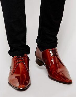 Buy Men Shoes / Jeffery West Leather Shoes