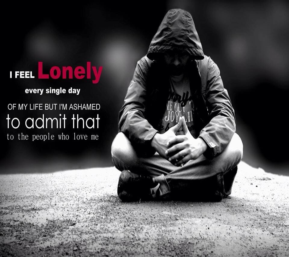 Sad Boy Alone Quotes: Words To Make You Take Action