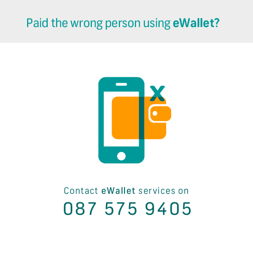 how to use ewallet fnb