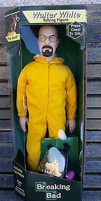 The Cook Breaking Bad Walter White talking figurine