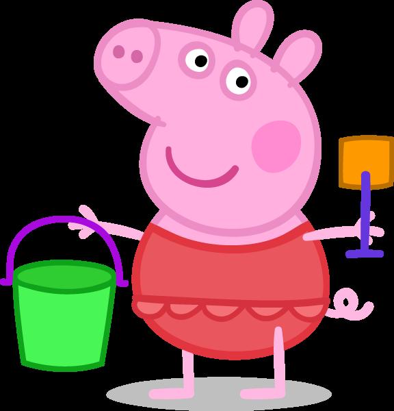 Peppa Pig Peppa Pig Painting Peppa Pig Stickers Peppa Pig