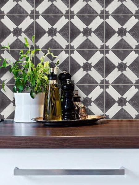 Tile Decals Tiles For Kitchen Bathroom Back Splash Floor Encaustic Moroccan