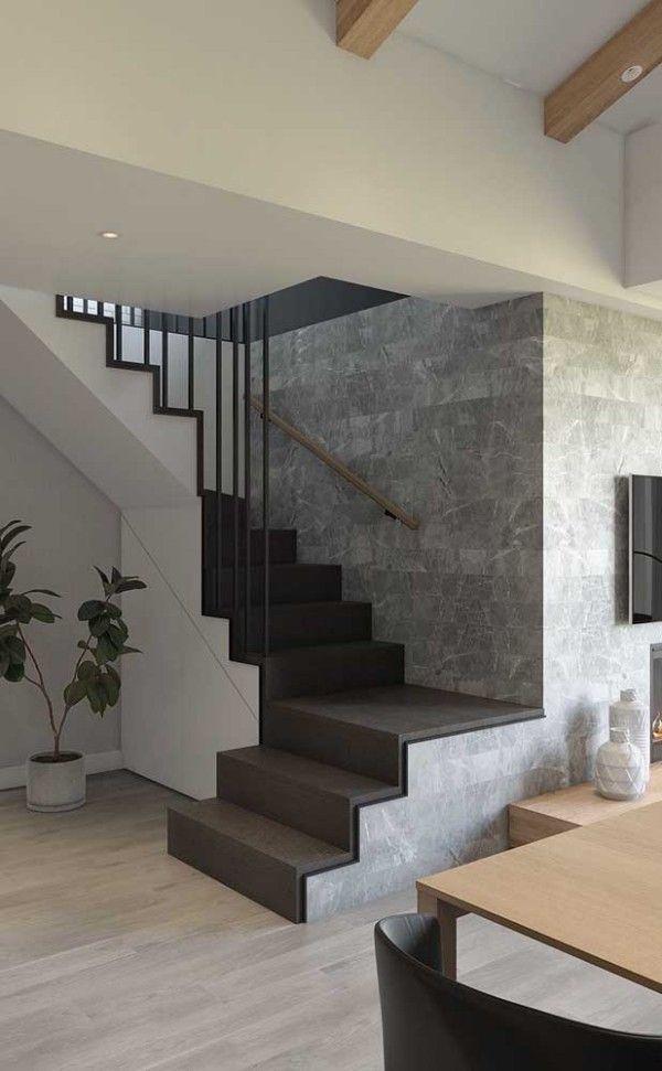 30 Moderne Treppen Tipps Materialien und tolle Ideen